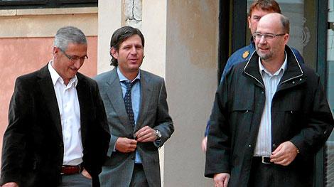 Manzano, Alemany y Pons